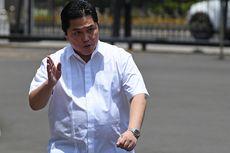 Erick Thohir: Sebelum Ketahuan, Mending Mengundurkan Diri