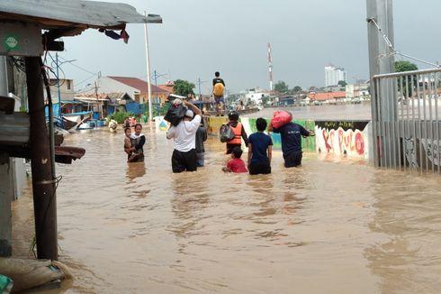 Kilas Balik Banjir Jakarta 1996: Banjir Terburuk Tahun 1990-an yang Melumpuhkan Aktivitas Warga