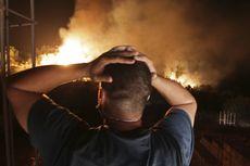 69 Orang Tewas Akibat Kebakaran Hutan, Aljazair Umumkan Hari Berkabung Nasional