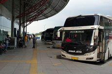 Ada Larangan Mudik, Bus AKAP dari Jakarta Tak Boleh Beroperasi
