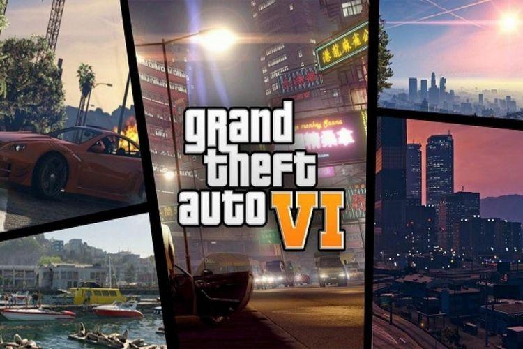 Gambar yang disinyalir merupakan ilustrasi GTA 6