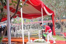 Jokowi Pimpin Upacara Pemakaman BJ Habibie