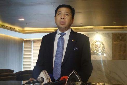 Di Hadapan Kader Golkar, Setya Novanto Nyatakan Tak Terlibat Korupsi E-KTP