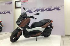 Menanti Kehadiran Model Baru Yamaha XMAX
