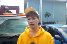 Dimaki-maki Pengendara Motor dan Mobil Dirusak, Lee Jeong Hoon Lapor Polisi