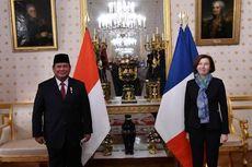 Kali Kedua Prabowo Sambangi Perancis, Bahas Penguatan Kerja Sama Pertahanan