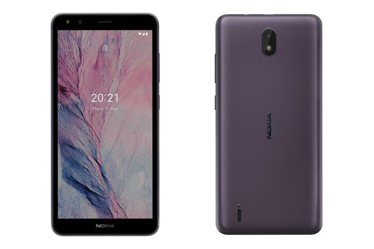 Ilustrasi Nokia C01 Plus.