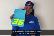 Tolak Nomor Kehormatan, Joan Mir Ikuti Jejak Rossi dan Marquez