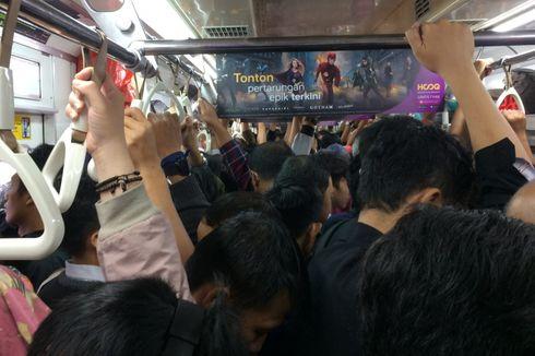 Efek KA Bandara: Jadwal KRL Duri-Tangerang Berkurang, tapi Kapasitas Angkut Bertambah