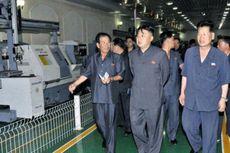 Korea Utara Klaim Mampu Produksi Telepon Pintar