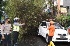 Cuaca Buruk di Tasikmalaya, Tiap Sore Turun Hujan Disertai Angin Kencang dan Petir