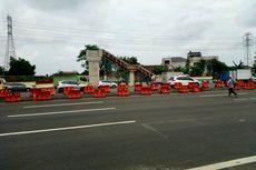 Ada Pembangunan JPO, Tol Jakarta-Tangerang Bakal Ditutup Sementara