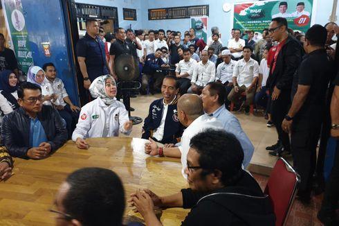 Jokowi: Pemegang Kartu Pra Kerja Dapat Gaji meski Belum Punya Pekerjaan