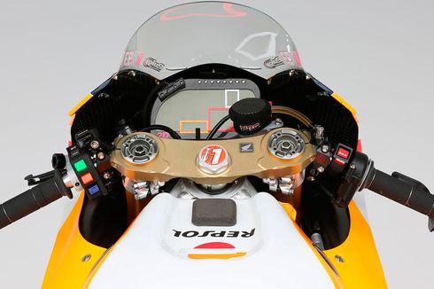 Intip Fungsi Tombol pada Motor Balap MotoGP