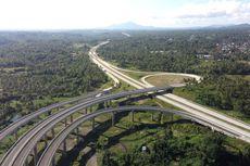 Jalan Tol Terpanjang di Sulawesi Segera Beroperasi