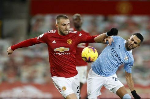4 Pemain Tercepat di Manchester United Versi Luke Shaw