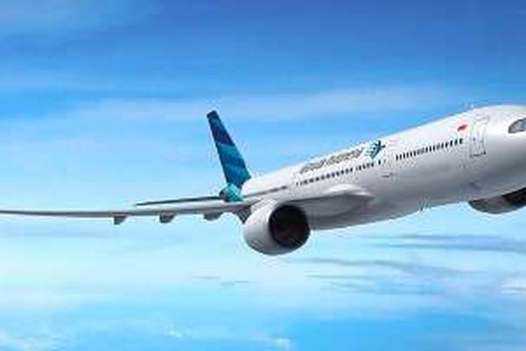 A330neo Garuda Indonesia.