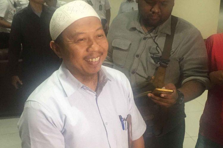 Plt Direktur Teknik Lion Air Mochamad Rusli