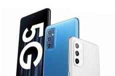 Samsung Galaxy M52 5G Resmi di Indonesia, Baterai Jumbo Harga Rp 5 Jutaan