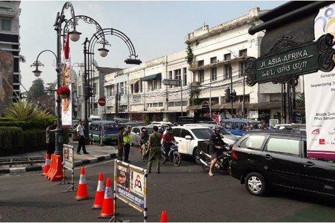 Jalan Protokol di Bandung Bakal Ditutup jika Berpotensi Ramai