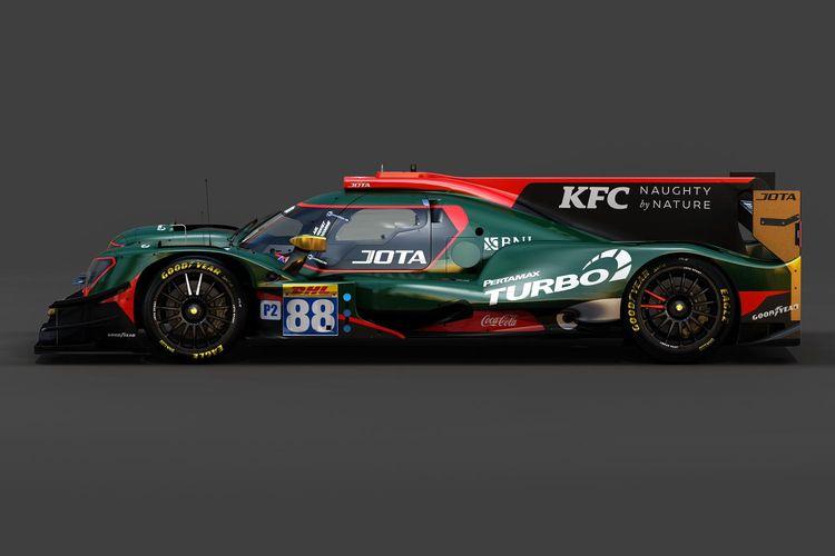 Sean Gelael akan bersaing di FIA World Endurance Championship (WEC) mulai musim 2021