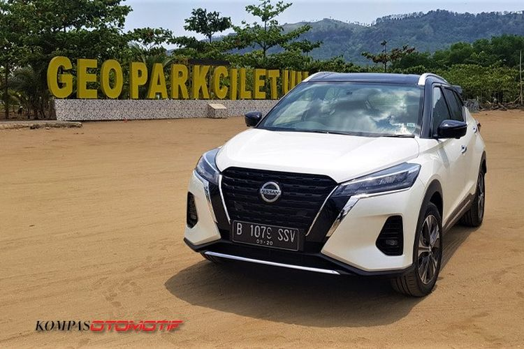 Test drive Nissan Kicks e-Power ke Ciletuh