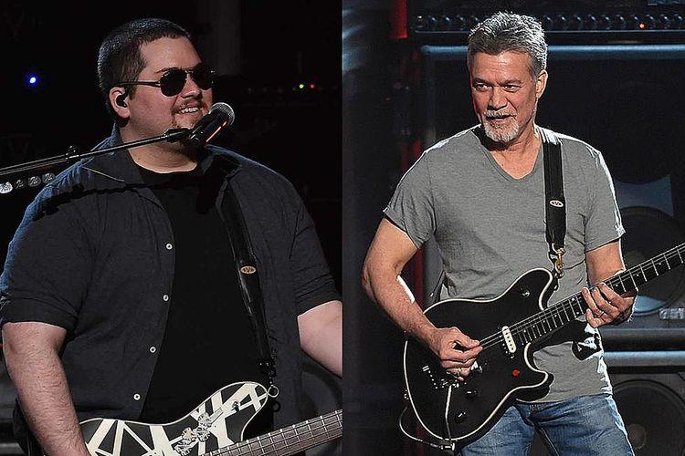 Wolfgang Van Halen dedikasikan debut single untuk mendiang ayahnya, Eddie Van Halen