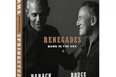 Obama dan Bruce Springsteen Terbitkan Buku, Apa Saja Kira-kira Isinya?