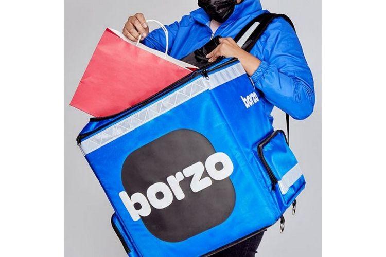 Perusahaan jasa pengiriman same day Borzo