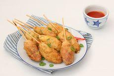Resep Sempol Ayam Keju Lumer, Camilan untuk Kerja dari Rumah