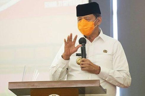 Gubernur Banten Kembali Perpanjang PSBB hingga 19 November