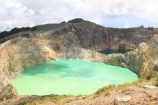 PNBP Taman Nasional Kelimutu Meningkat pada 2018