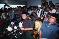 Hari Ini dalam Sejarah: Harmoko Minta Soeharto Mundur dan Mahasiswa Duduki Parlemen