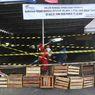 Pasar Minggu Kembali Dibuka Setelah Tiga Hari Ditutup karena Kasus Covid-19