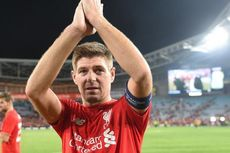 Gerrard Kembali Tampil di Anfield