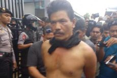 Takut Ditembak Polisi, Kurir Sabu Batal Kabur