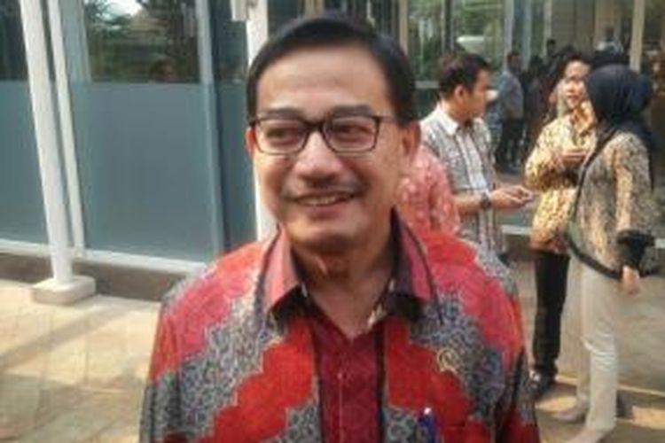 Menteri Agraria dan Tata Ruang atau Kepala Badan Pertanahan Nasional Ferry Mursyidan Baldan