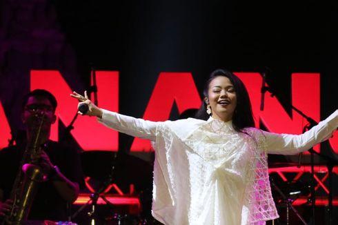 Malam Minggu Romantis Bareng Yura Yunita di Prambanan Jazz 2019