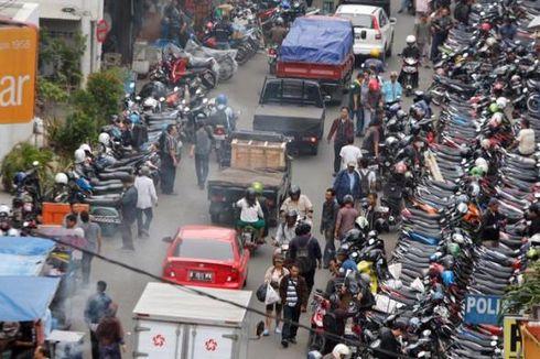 Basuki: Parkir Liar Slipi Belum Ditertibkan karena Ini Ramadhan