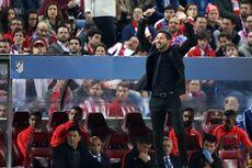 Diego Simeone Resmi Perpanjang Kontrak di Atletico Madrid