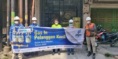 Bantu Pulihkan Ekonomi, PGN Berupaya Perluas Jangkauan Penyaluran Gas Bumi