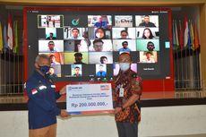 Mahasiswa PEM Akamigas Terima Beasiswa Indonesia Cerdas dari BRI