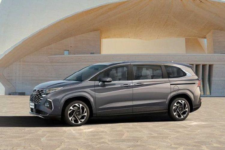 Ilustrasi Hyundai Custo
