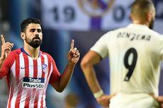 Diego Costa Dihukum Delapan Laga Setelah Hina Wasit