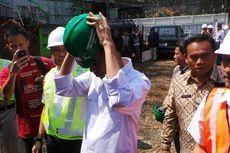 Jokowi: Tebang Satu Pohon, MRT Ganti 10 Pohon