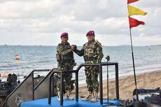KSAL Jadi Warga Kehormatan Korps Marinir