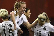 Cara Pelatih Timnas Sepak Bola Putri AS Mencari Kapten Baru