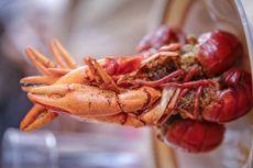 Cicipi Hidangan Udang Selingkuh Khas Sungai Baliem Papua