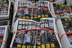 Protes Penangkapan Pejabatnya, Koran Hong Kong Tingkatkan Eksemplar 5 Kali Lipat