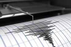 Gempa Bumi Magnitudo 5,6 Guncang NTT, Tak Berpotensi Tsunami